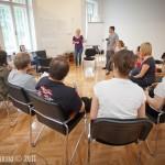 warsztaty dziennikarskie w Budapeszcie