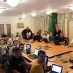 warsztaty dziennikarskie Polonia Nova