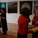 wystawa tkaniny w Budapeszcie