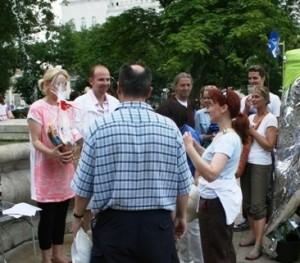 polska impreza Budapeszt