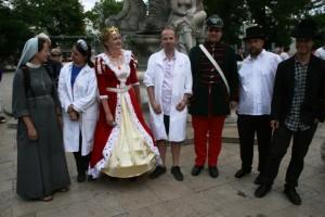 Polacy bawią się w Budapeszcie