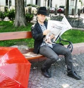 polska gra miejska w Budapeszcie