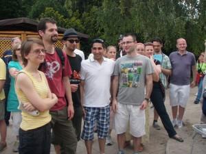 gra miejska Budapeszt