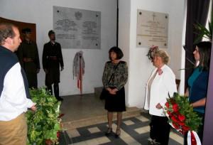 Polonia Nova Budapeszt uroczystość