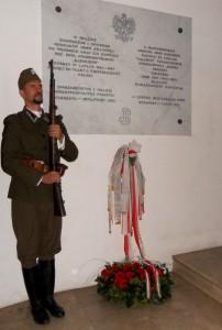 tablica pamiątkowa Budapeszt