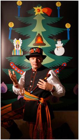 przedstawienie dla dzieci w Budapeszcie
