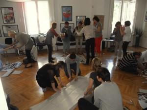 Warsztaty w Budapeszcie