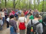 sadzimy polski las w Budapeszcie