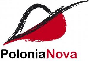 Logo Polonia Nova w Budapeszcie