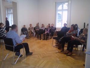 warsztaty literackie w Budapeszcie
