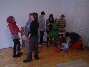 zajęcia dla dzieci w Budapeszcie