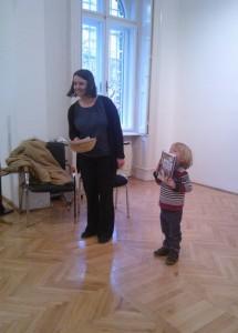 warsztaty literackie Budapeszt