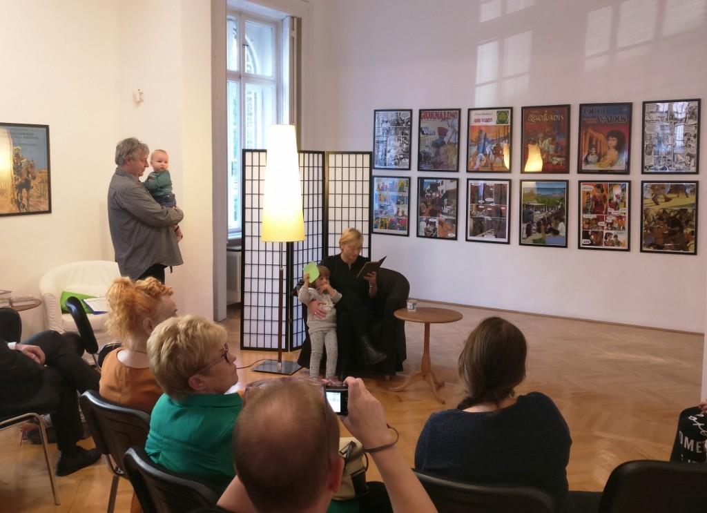 Sienkiewiczowska powieść w światowym komiksie - polska wystawa w Budapeszcie