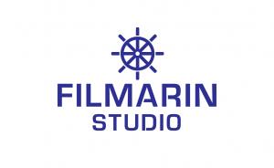 Filmarin logo - warsztaty filmowe Polonia Nova