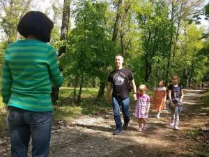 polska impreza w Polskim Lesie w Budapeszcie