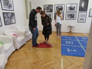 Gra dla rodzin w Budapeszcie