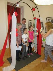 polskie rodziny w Budapeszcie na imprezie Polonia Nova