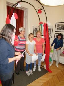 Polacy w Budapeszcie uczą się i bawią podczas rodzinnej gry historycznej