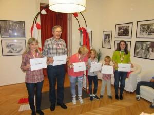 gra historyczna dla polskich rodzin w Budapeszcie