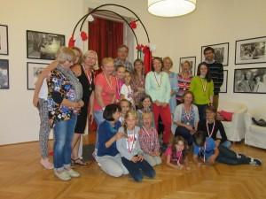 Gra historyczna Polonia Nova - zdjęcie pamiątkowe