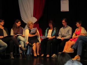 Narodowe Czytanie - impreza dla Polaków w Budapeszcie