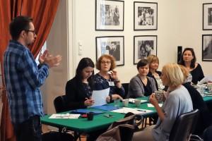 organizacje polonijne - konferencja w Budapeszcie