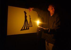 teatr cieni w Budapeszcie