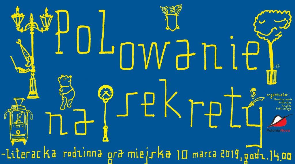 Gra rodzinna w Budapeszcie - polska impreza