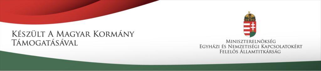 Magyar Kormany - sponsor inicjatyw Polonia Nova