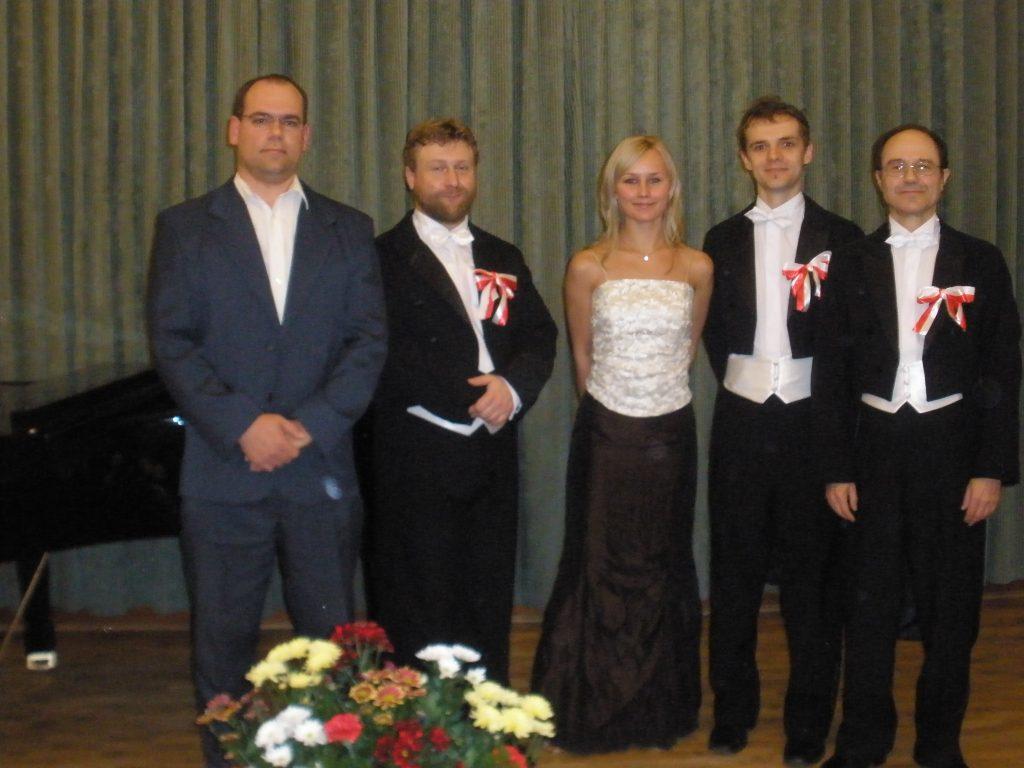Impreza organizowana przez Polonia Nova w Budapeszcie