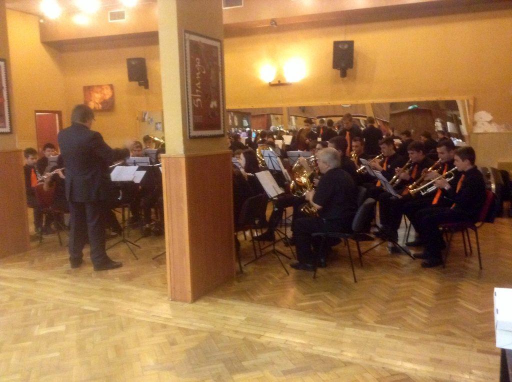 Impreza organizowana przez Polonia Nova z okazji 11 listopada w Budapeszcie