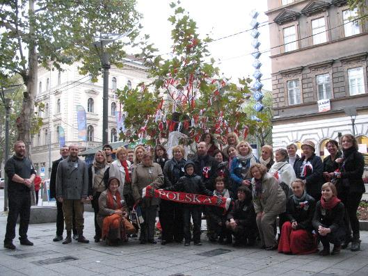 akcja Prezent dla Polski Polonia Nova