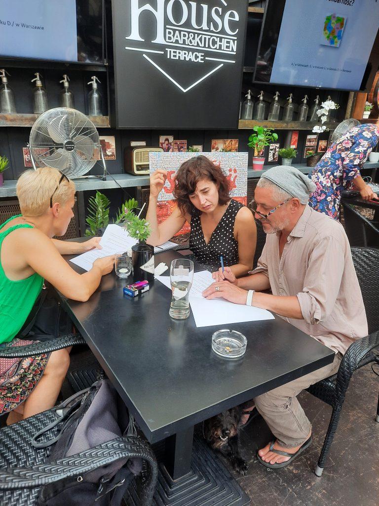 pub quiz Polonia Nova w Budapeszcie