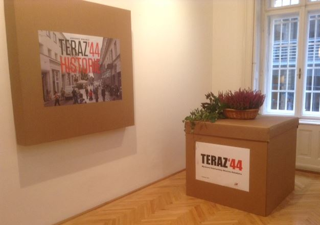 wernisaż Polonia Nova w Budapeszcie