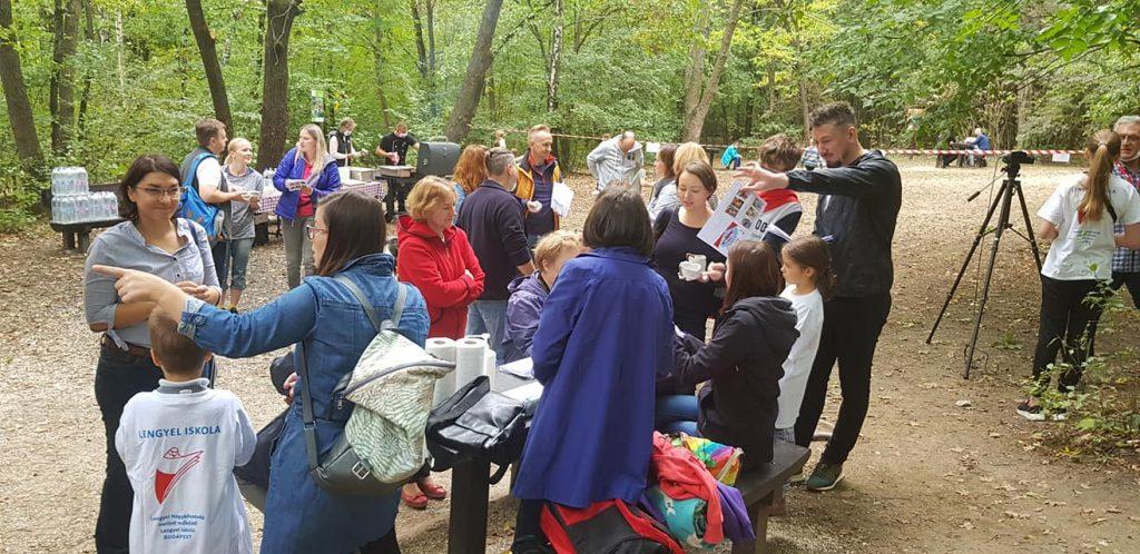 rodzinny piknik Polonia Nova w Budapeszcie