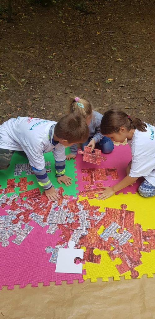 zabawy dla dzieci - Polonia Nova w Budapeszcie