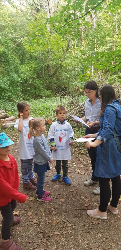 nagrody w grze leśnej Polonia Nova w Budapeszcie