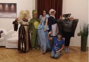 Grupa Teatralna Zebra  - Polonia Nova w Budapeszcie