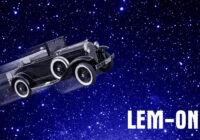 symbol projektu LEM-ON.2021 organizowanego przez Polonia Nova w Budapeszcie