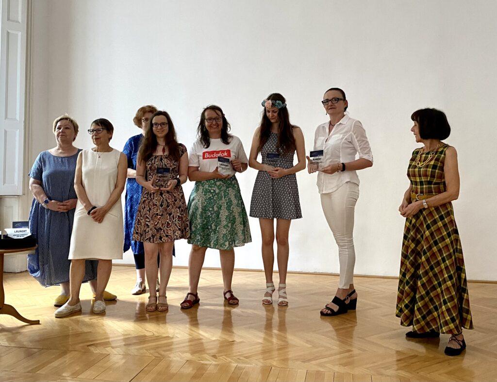 Rozdanie nagród w konkursie literackim organizowanym przez Polonia Nova w Budapeszcie