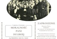 zaproszenie na imprezę polonijną w Budapeszcie
