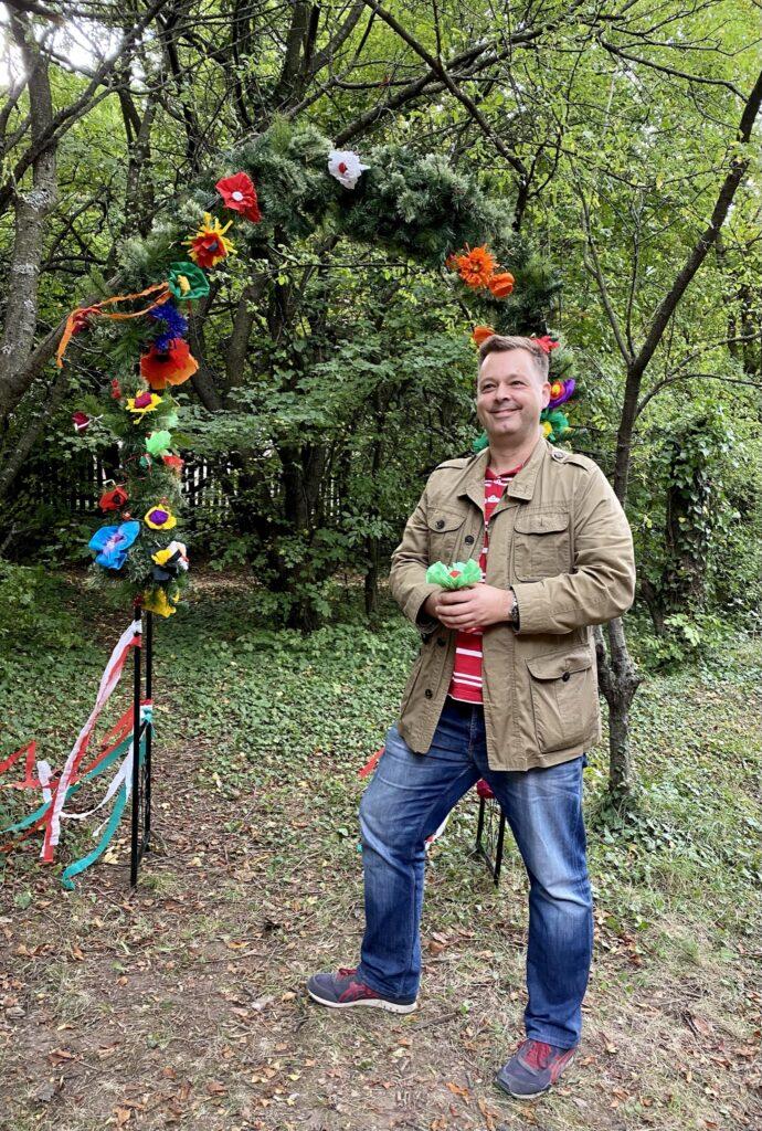 nie tylko Polacy bawią się na polskiej imprezie w Budapeszcie