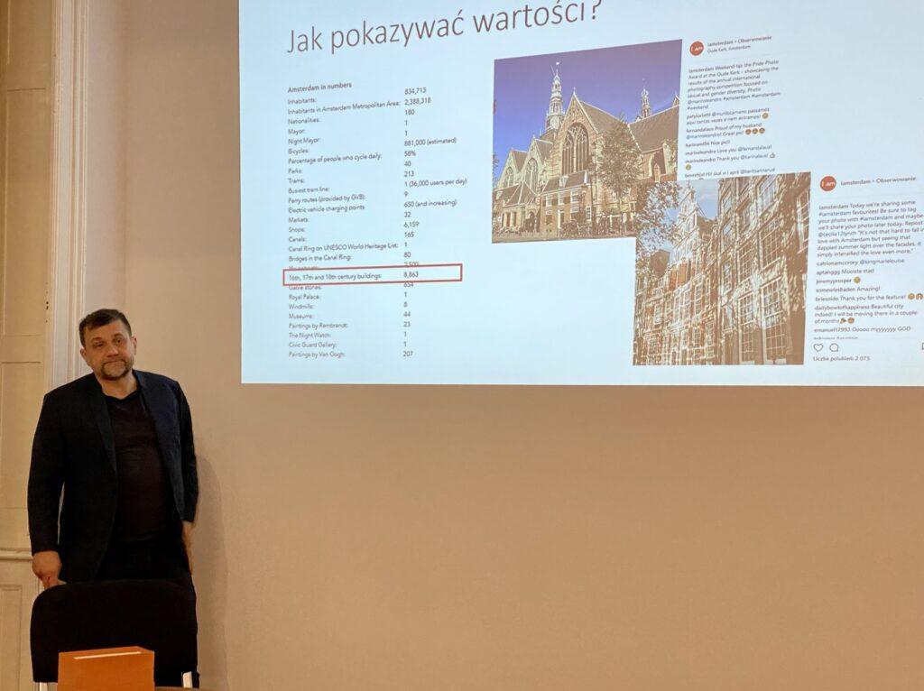 wykład Uniwersytetu Otwartego w Budapeszcie
