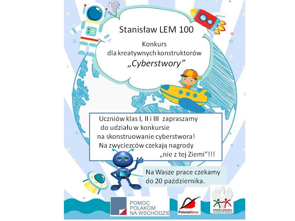 konkurs dla dzieci w Budapeszcie