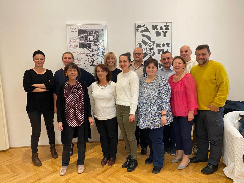 polonijni animatorzy kultury na Węgrzech