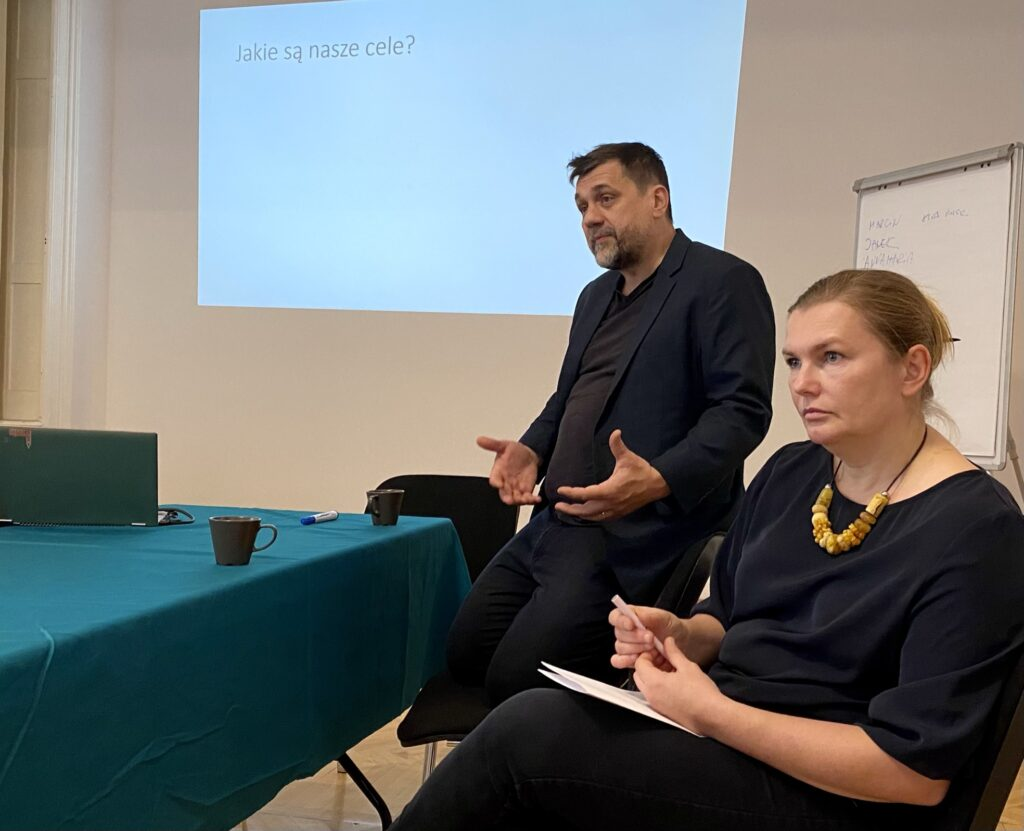 Jacek Wasilewski - wykład Budapeszt